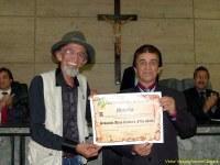 Poder Legislativo concede medalha ao multiartista Séba