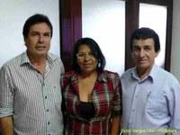 Presidente da Abrascam visita Câmara de Caruaru