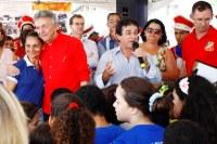 """Presidente da Câmara prestigia """"Acontece no Campo"""" em Malhada de Pedra"""