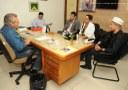 Presidente do Legislativo se reúne com representantes do AMSSI