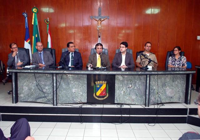 Presidente do TJPE se antecipa à Audiência Pública