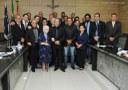 Professora Maria do Carmo Queiroz recebe homenagem na Câmara