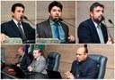 Resumo da 49ª sessão: Vereadores chamam a atenção sobre a responsabilidade de ser oposição
