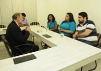 Ricardo Liberato apresenta voto de aplausos ao Clube de Leitura Caruaru