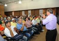 Romildo Oscar defende fim das coligações partidárias em congresso da UVP