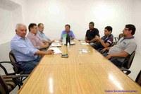 Romildo Oscar participa de reunião da conferência de trânsito e transporte