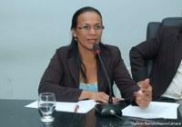 Rosimery da Apodec debate acessibilidade no Ministério Público