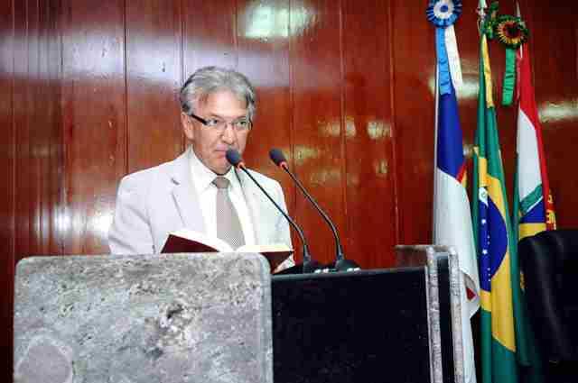 Sessão Solene com Medalha Frei Tito de Piegaio neste domingo no Salgado
