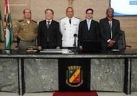 Sessão Solene homenageia Coronel da Polícia Militar de PE