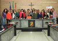 Sessão Solene na Câmara destaca Dia Internacional da Mulher