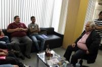 Tafarel Felix promove reunião sobre segurança nas prévias carnavalescas