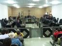 Terça-feira com reunião pública na Câmara