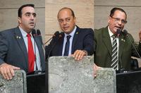 Tribuna: Saúde, Saneamento básico e Segurança Pública no município fomentam debates de parlamentares