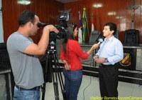 TV Jornal ouve o presidente Leonardo Chaves sobre duplicidade de endereços e CEP