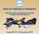 União dos Vereadores realiza congresso em Caruaru