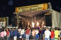 Vereador destaca realização do Festival de Inverno do Alto do Moura