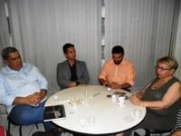 Vereador Neto participa de reunião com as executivas estadual e nacional do PMN