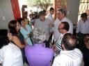 Vereador Neto visitou a Casa de Saúde Bom Jesus
