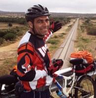 Vereador vai pedalar até Juazeiro