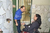 Vereadora apresenta indicações em prol de detentos da PJPS