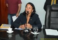 Vereadora defende regulamentação das associações de bairro e entidades afins