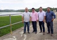Vereadores inspecionam mananciais da região