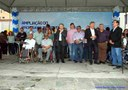 Vereadores participam da entrega de unidades móveis do Programa PE Conduz