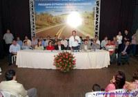 Vereadores participam de evento com ministro da Integração