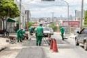 Vereadores pedem solução para problemas estruturais na Avenida Brasil