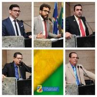 Vereadores retomam atividades e debatem cenário político nacional