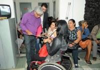 Vereadores visitam Centro de Saúde Auditiva