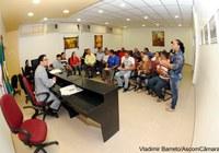 Vereadores voltam à Promotoria Pública e garantem a revitalização da tradicional Feira do Troca