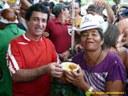 Vila Rafael serve o Maior Xerém com Galinha do Mundo